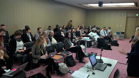 Tokyo RDA7 IG-ETRD meeting