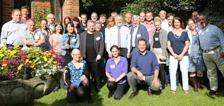 Champions Conference group photo - New Forest July 2016